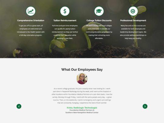 SNHH Website